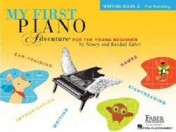 My First Piano Adventure: Writing Book a (Paperback)