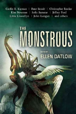 The Monstrous (Paperback)