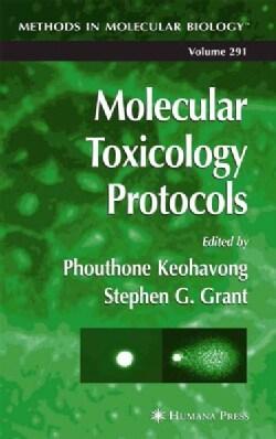 Molecular Toxicology Protocols (Paperback)