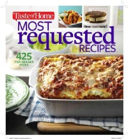 Taste of Home Most Requested Recipes: 631 of Our Best, Most-loved Dishes (Paperback)