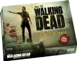The Walking Dead the Best Defense Co-operative Board Game (Game)