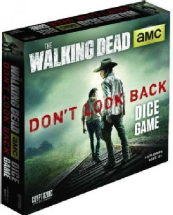 Walking Dead TV Series Don't Look Back Dice Game (Game)