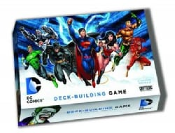 DC Comics Deck Building Game Crossover Expansion Pack 3 Legion of Super-heroes (Cards)