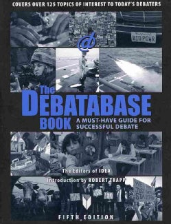 The Debatabase Book (Paperback)