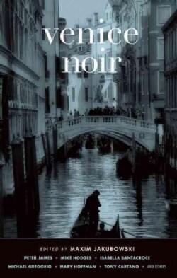 Venice Noir (Paperback)