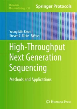 High-Throughput Next Generation Sequencing: Methods and Applications (Hardcover)