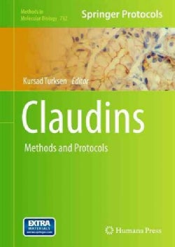 Claudins: Methods and Protocols (Hardcover)