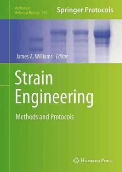 Strain Engineering: Methods and Protocols (Hardcover)