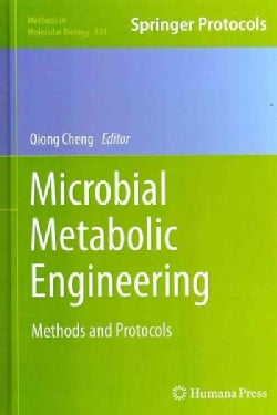Microbial Metabolic Engineering: Methods and Protocols (Hardcover)