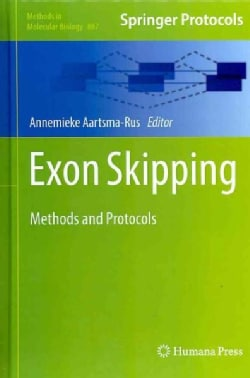 Exon Skipping: Methods and Protocols (Hardcover)