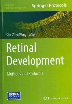 Retinal Development: Methods and Protocols (Hardcover)