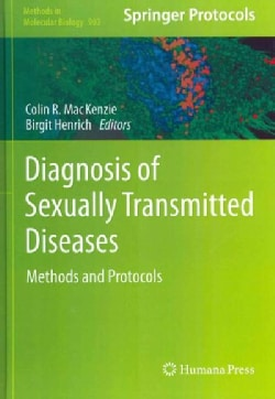 Diagnosis of Sexually Transmitted Diseases: Methods and Protocols (Hardcover)