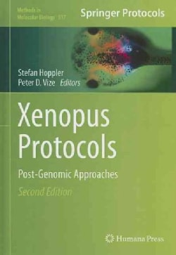 Xenopus Protocols: Post-Genomic Approaches (Hardcover)