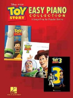 Toy Story Easy Piano Collection: 8 Songs from the Popular Movies (Paperback)