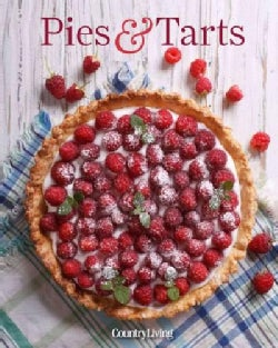 Country Living Pies & Tarts (Hardcover)