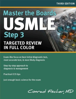 Master the Boards USMLE Step 3 (Paperback)