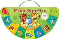Merry Orchestra (Board book)