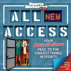 All New Access: Your Behind-the-Scenes Pass to the Coolest Things in Sports (Hardcover)