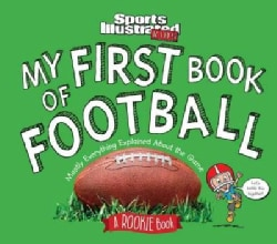 My First Book of Football: A Rookie Book (Hardcover)
