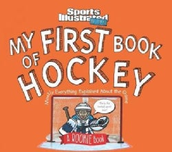 My First Book of Hockey (Hardcover)