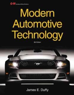 Modern Automotive Technology (Paperback)