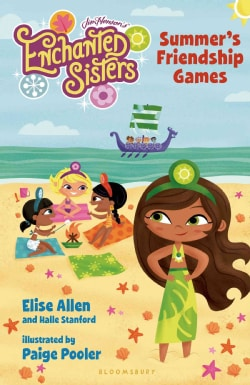 Summer's Friendship Games (Hardcover)