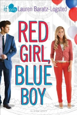 Red Girl, Blue Boy (Hardcover)