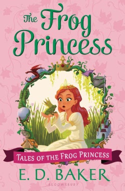 The Frog Princess (Paperback)