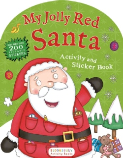 My Jolly Red Santa (Paperback)