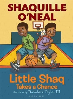 Little Shaq Takes a Chance (Paperback)