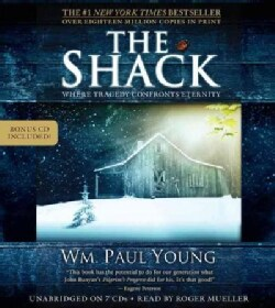 The Shack: Where Tragedy Confronts Eternity (CD-Audio)