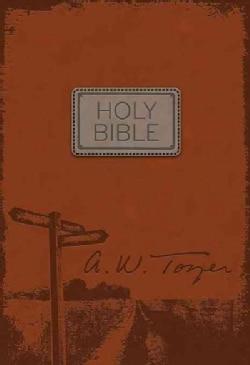 Holy Bible: The Pursuit of God New International Version, Imitation Leather, Terra Cotta, Flexisoft (Hardcover)