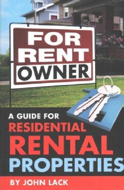 For Rent by Owner: A Guide for Residential Rental Properties (Paperback)
