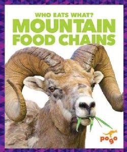 Mountain Food Chains (Hardcover)