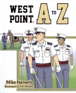 West Point A to Z (Hardcover)