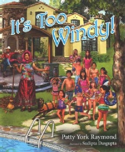It's Too Windy! (Hardcover)