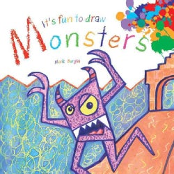 It's Fun to Draw Monsters (Paperback)