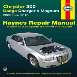 Chrysler 300 - Dodge Charger & Magnum Automotive Repair Manual: Chrysler 300 2005 Through 2010 Dodge Charger 2006... (Paperback)