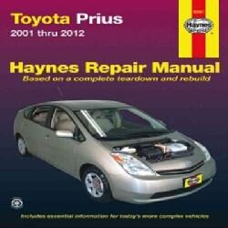 Haynes Toyota Prius 2001 Thru 2012 Automotive Repair Manual (Paperback)