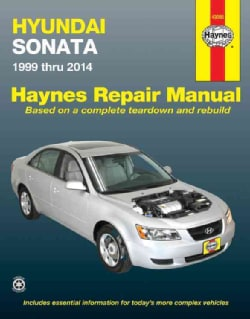 Hyundai Sonata 1999 thru 2014: Haynes Repair Manual (Paperback)