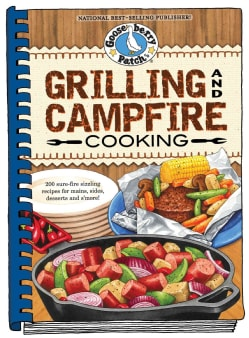 Grilling and Campfires Cooking (Hardcover)