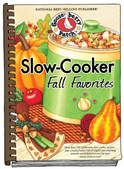 Slow-Cooker Fall Favorites (Hardcover)