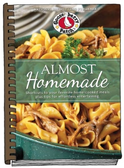 Almost Homemade (Hardcover)