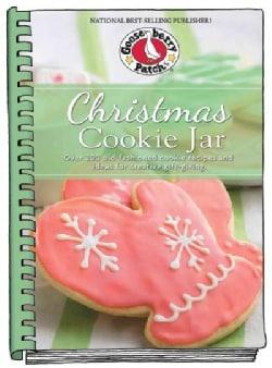 Christmas Cookie Jar (Hardcover)