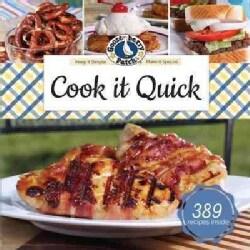 Cook It Quick (Paperback)