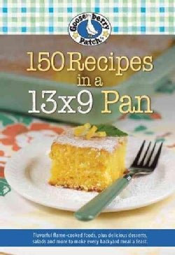 150 Recipes in a 13x9 Pan (Paperback)