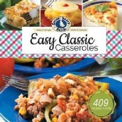 Easy Classic Casseroles (Paperback)