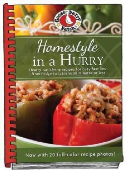 Homestyle in a Hurry: Updated With More Than 20 Mouth-watering Photos! (Hardcover)