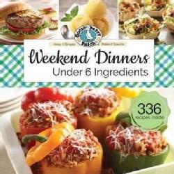 Weeknight Dinners 6 Ingredients or Less (Paperback)