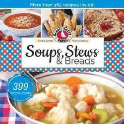 Soups, Stews & Breads (Paperback)